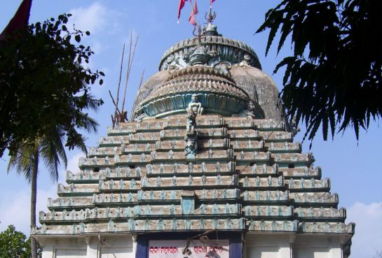 Kandhamal photos, Chakapad - A beautiful architecture