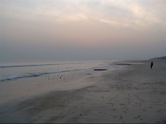 Digha photos, Shankarpur - A beautiful Sunset