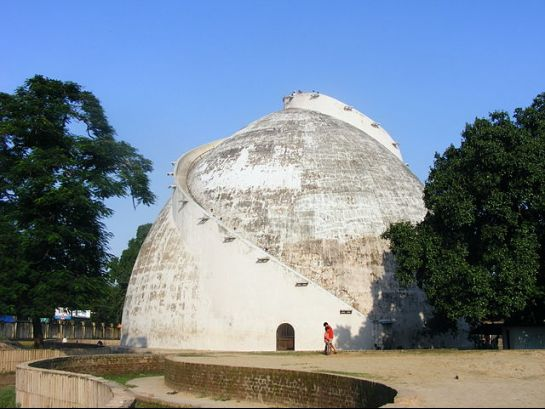 Patna photos, Golghar - The Complete Structure