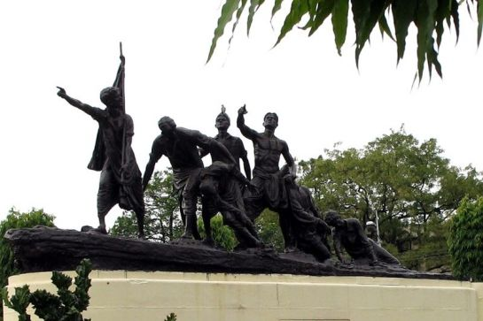 Patna photos, Martyr's Memorial - The Martyr's Memrial