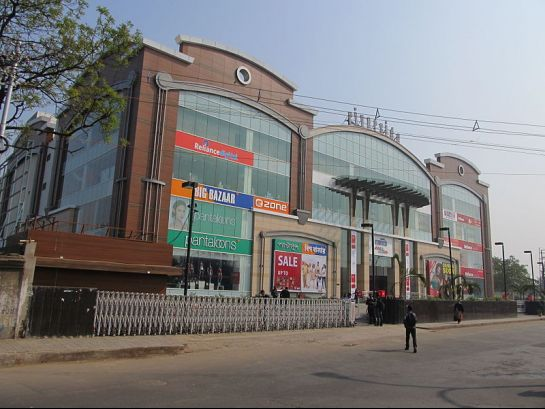 Howrah photos, Avani Riverside Mall - A view