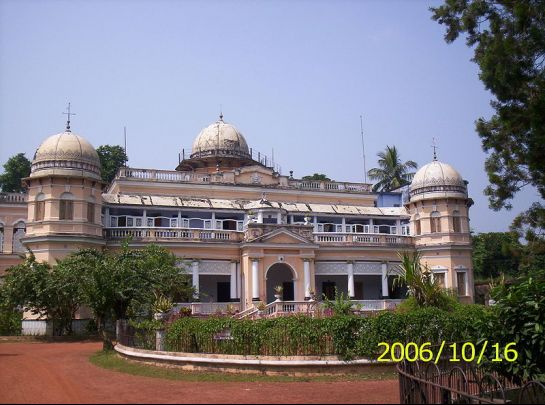 Jhargram photos, Palace
