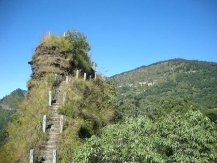 Champhai photos, Thasiama Seno Neihna - Rugged hillock