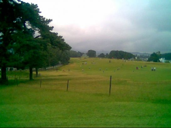 Shillong photos, Shillong Golf Course - The Golf course