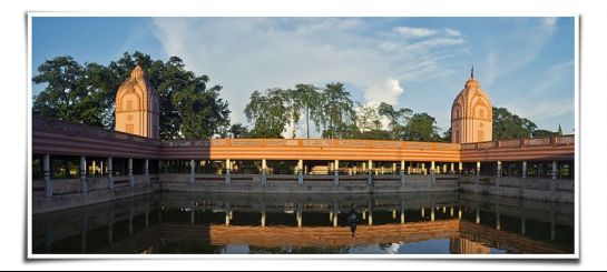 Tinsukia photos, Shiv Dham - A view of the temple