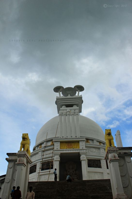 Bhubaneswar photos, Dhauli Giri - Picturesque View