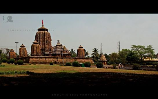 Bhubaneswar photos, Brahmeswara Temple