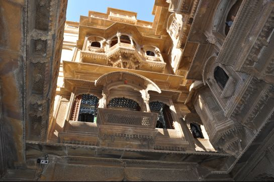 Jaisalmer photos, Patwon ki Haveli - DSC_0479