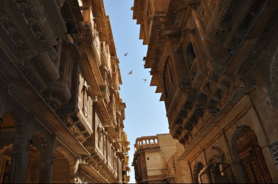 Jaisalmer photos, Patwon ki Haveli - DSC_0478