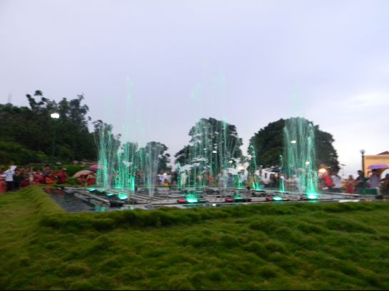 Coorg photos, Raja's seat - Raja seat, Musical fountain, coorg