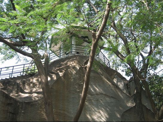 Bangalore photos, Bugle Rock - Watch tower