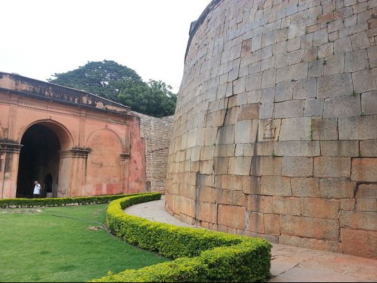 Bangalore photos, Bengaluru Fort - Inside view
