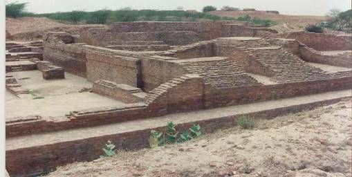 Hisar photos, Agroha mound - agrohamound2