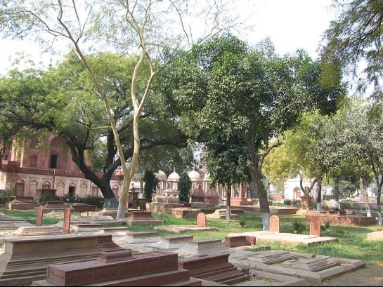 Agra photos, Roman Catholic Cemetery