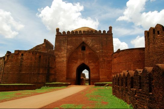 Bidar photos, Bidar Fort - Gateway to the Fort