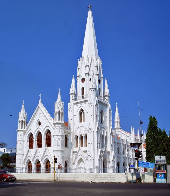 Chennai photos, San Thome Church - Santhome_Basilica
