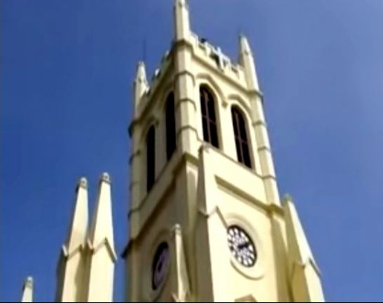 Mussoorie photos, Christ Church - Christ Church1