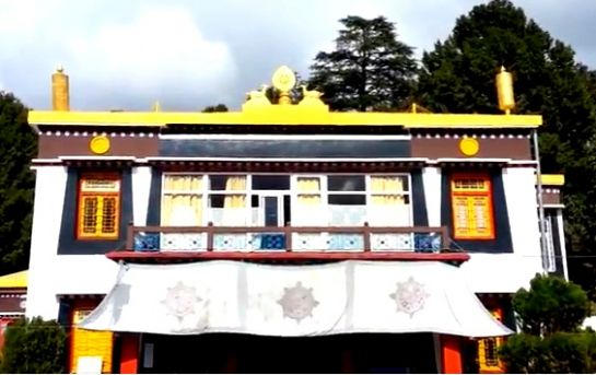 Mussoorie photos, Shedup Choepelling Temple