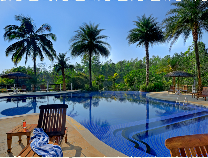 Orange county coorg orange county coorg hotels resorts nativeplanet Hotels in coorg with swimming pool