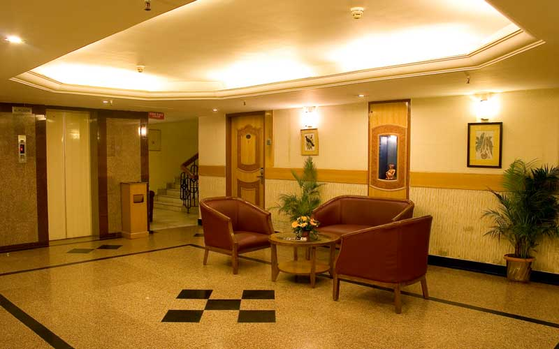 Hotel Ramanashree (Richmond Circle)
