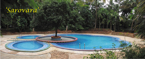 Chitravana resorts mysore chitravana resorts mysore Resorts in mysore with swimming pool