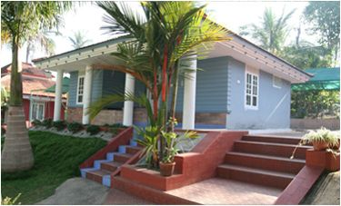 Blue Palm Cottage