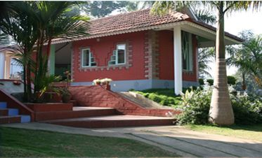 Red Palm Cottage