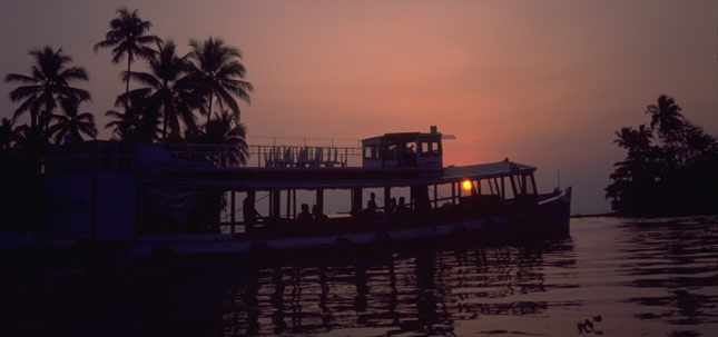 The Vembanad Lake