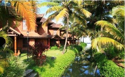 Punnamada -- The Traditional Cottage