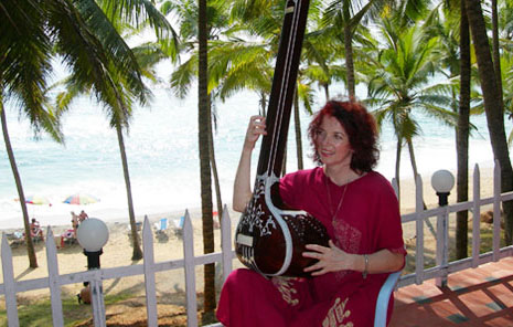 Sitar of Indian Classical Music