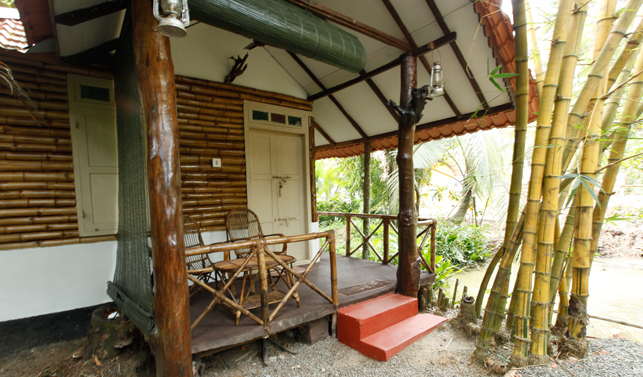 Bamboo Cottage