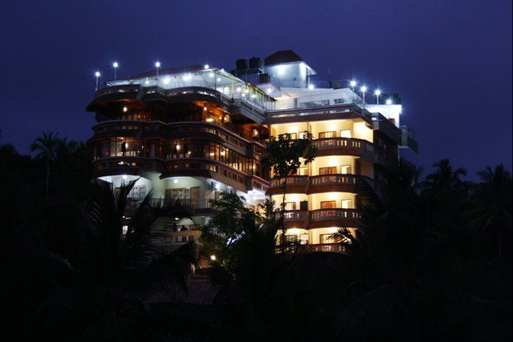 Hill and Sea view Resort