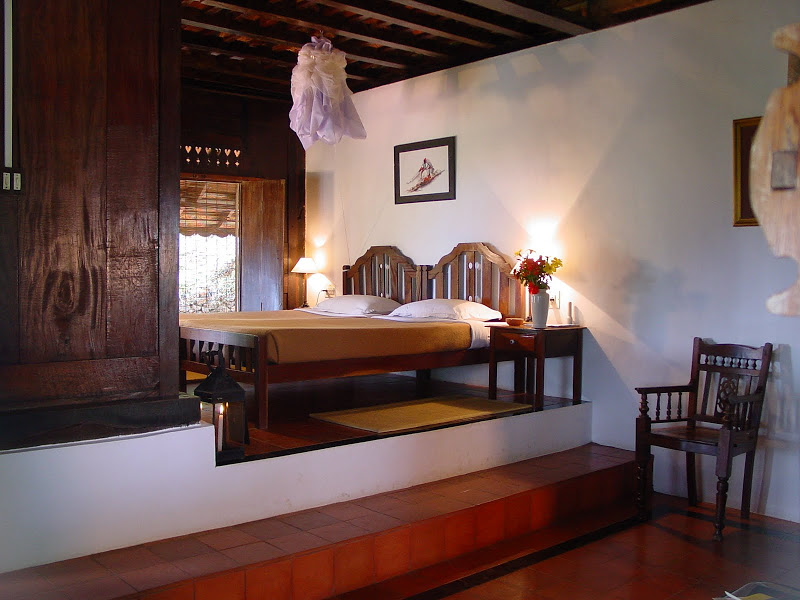 Peppervine House Bedroom