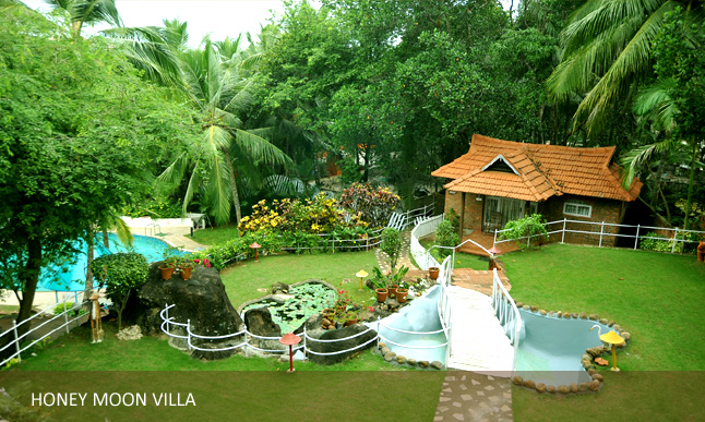Honey Moon Villa