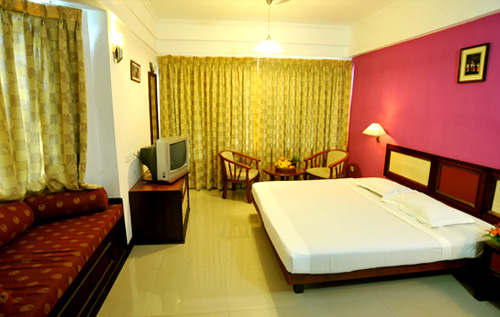 Internal view of Suite room