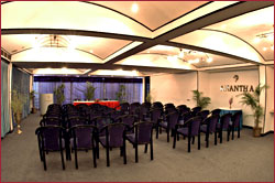 Amantha, Conference hall