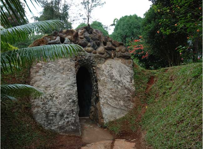 Cave Room Entrance
