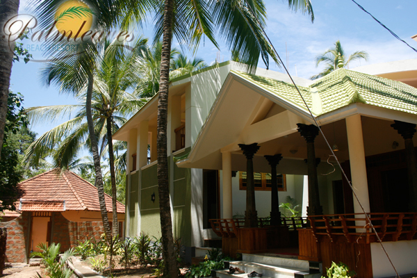 Palmleaves Beach Resort