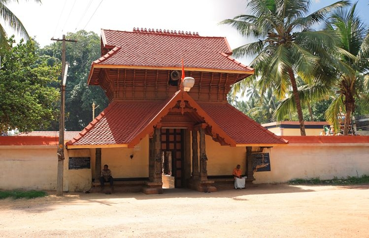Janardhanaswami Temple Entrance