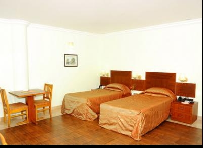 Double Bedded Room