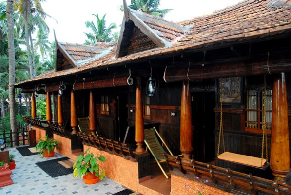 Traditional Kerala Architecture