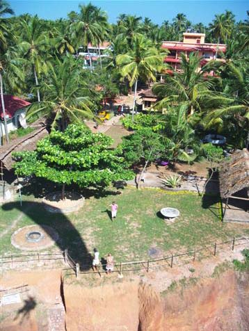 Top view of the resort 1