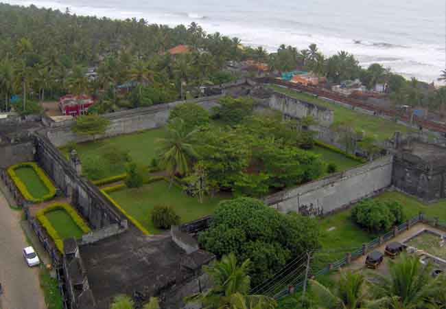 Angengo Fort