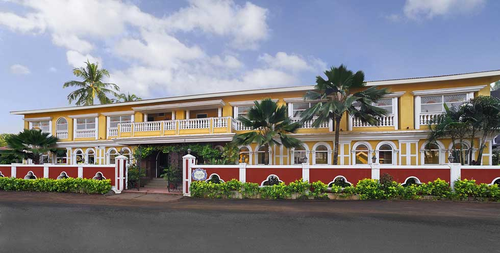 Resort Exterior View