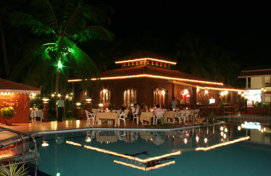 Pool Side Restaurant