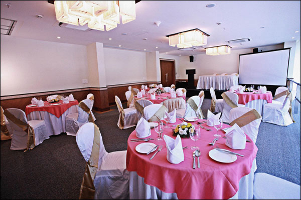 View of Banquet hall