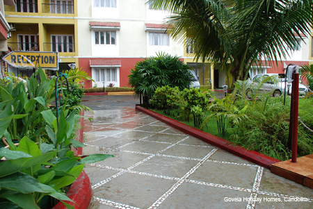 Pathway to reception