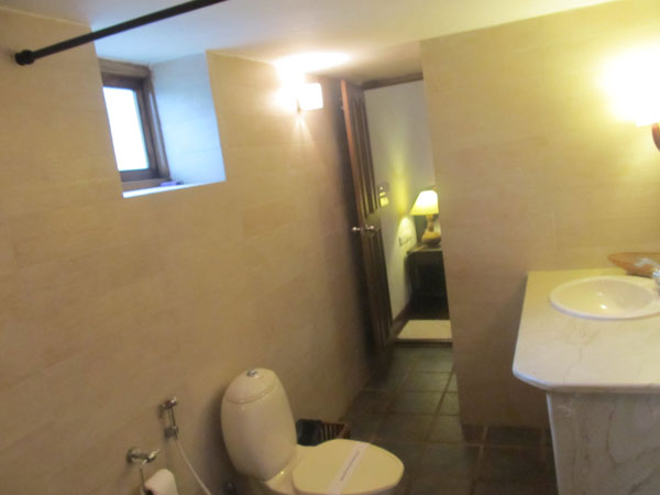 Super Deluxe Luxury Suite: Bathroom