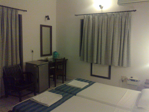 Double AC Room