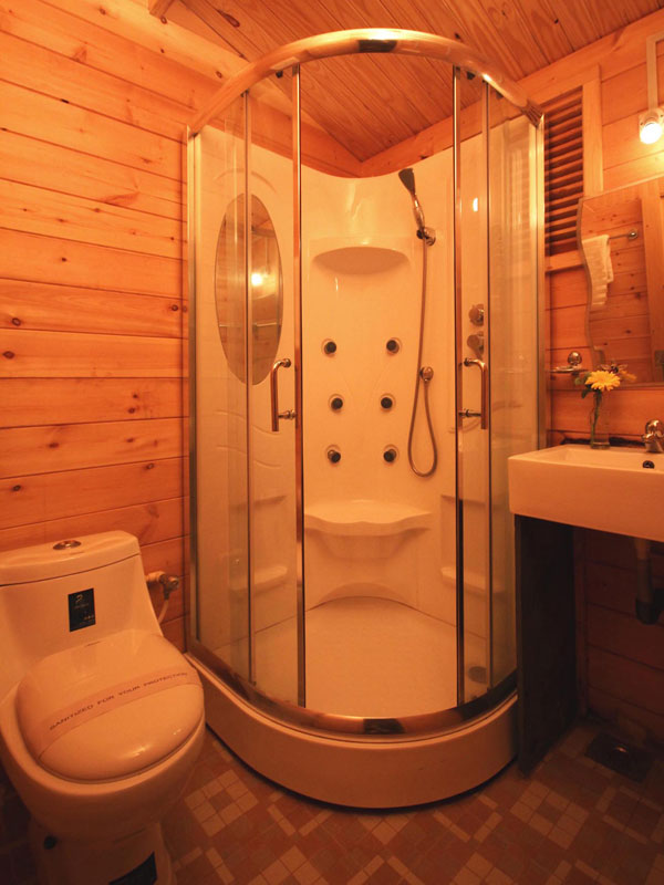 Chalet-bathroom